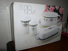 Studio Nova Adirondack 6 Pcs Hostess Set #Y2201/006 - $59.95