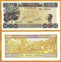 Guinea 1000 Francs p-48 2017 UNC Banknote