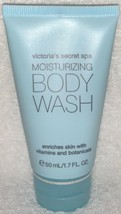 Victoria's Secret Spa Moisturizing BODY WASH Vitamins Botanicals 1.7 oz/... - $19.79