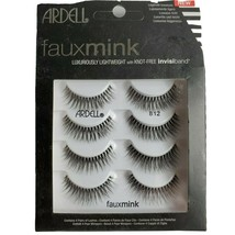 ARDELL New Fauxmink Luxuriously Lightweight with Knot Free invisiband 812 - $11.30