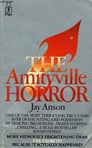 The Amityville Horror [Paperback] [Jan 01, 1978] Anson, Jay