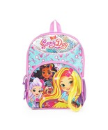 NEW NWT Nickelodeon Sunny Day Backpack Standard Size Sunny Blair Rox 3D ... - $12.99