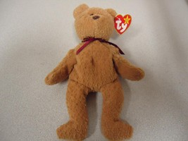 Rare Curly Bear TY Beanie Baby 1993 with 11 Errors New with Mint Tags Re... - $24.74
