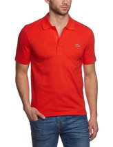 Lacoste Men's Premium Sport Athletic Cotton Polo T-Shirt Etna size 2XL