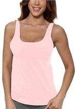 Alessandra B Underwire Sports Bra Tank Top (34DD, Pink) - $29.99