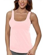 Alessandra B Underwire Sports Bra Tank Top (36C, Pink) - $29.99