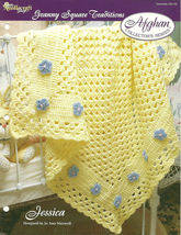 Needlecraft Shop Crochet Pattern 952190 Jessica Afghan Collectors Series - $4.99