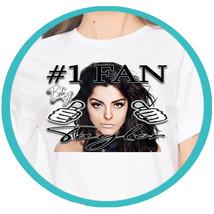 Bebe Rexha T shirt T-Shirt Tee Tshirt Concert Tour Personalized Custom M... - $21.25 CAD