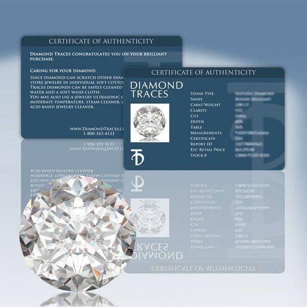 1,03 KT G-I1 Ideal Corte Redondo Brillante AGI 100% Diamante Original