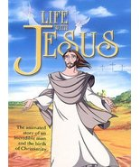 Life with Jesus DVD Animated Case Open Dvd Nevr Used - $4.49