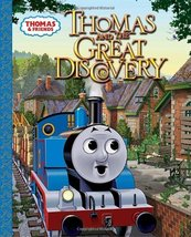 Thomas and the Great Discovery (Thomas & Friends) (A Golden Classic) [Se... - $3.00