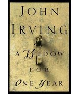 A Widow for One Year : A Novel [Hardcover] [Jan 01, 1998] John Irving - $7.98