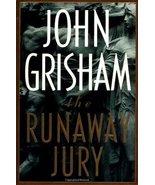 The Runaway Jury [Hardcover] [May 01, 1996] Grisham, John - $2.00