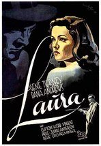 Reproduction of a poster presenting - Laura - A3 Poster Prints Online Buy - $22.99