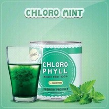Dietary Supplement Chloro Mint Chlorophyll Slender belly skin to excrete 100g. - $37.52