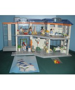Vintage Playmobil #4404 Hospital 99.9% COMP/EXC+++-NEAR MINT! ( G)  (ret... - $295.00