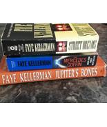 Faye Kellerman lot of 3 Peter Decker Rina Lazarus Suspense Mixed - $5.99