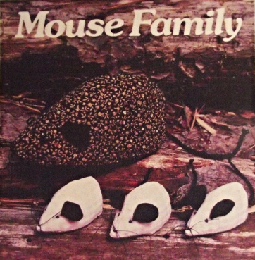 Primary image for Yours Truly MOUSE FAMILY Soft Sculpture Toy Pattern
