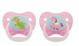 Dr. Brown's Prevent Classic Explore Pacifier, Pink, Stage 1, 2 Count - $10.00
