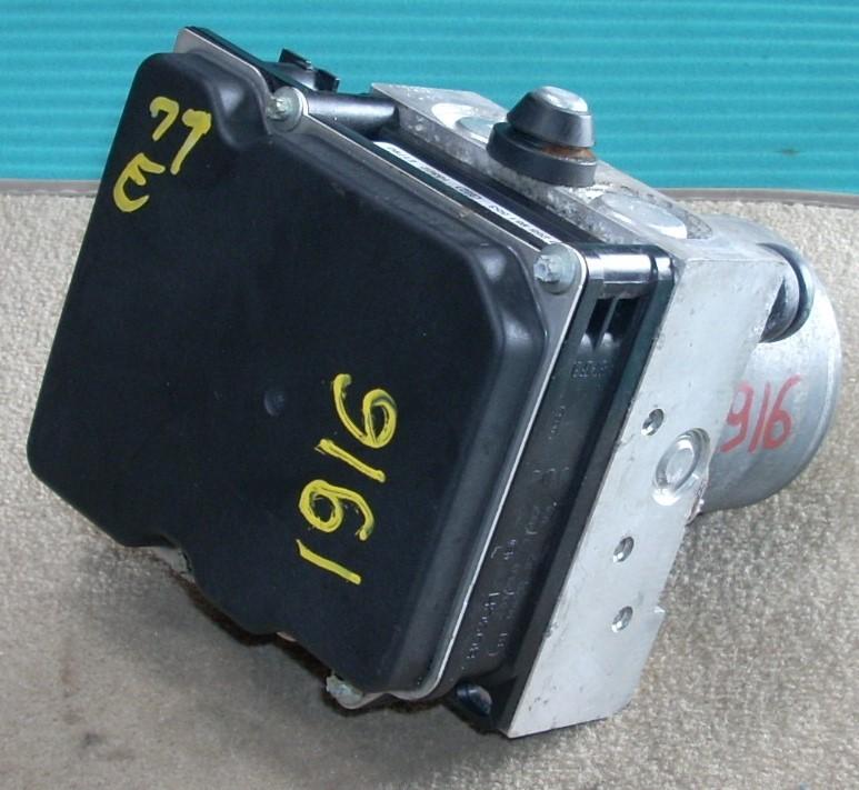 2011 NISSAN ALTIMA ANTI LOCK ABS BRAKE PUMP ASSEMBLY 47660ZX60A