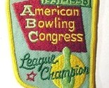 Patch american bowling congress vintage 1957 1958 thumb155 crop