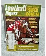 Football Digest April 1976 Super Bowl Randy White Cowboys FAIR - $4.94