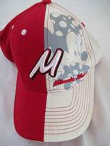 Walt Disney World Minnnie Mouse Hat/Cap - Colors:Red/Cream-Adult One Size - $10.99