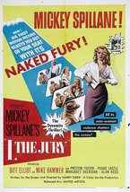 Reproduction of a poster presenting - I The Jury 1 - A3 Poster Prints On... - $22.99
