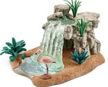 Schleich North America Waterfall AND North America River Play Set (both sets)