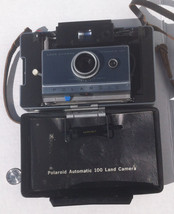 Vintage Polaroid Automatic 100 Land Camera, Man... - $130.00