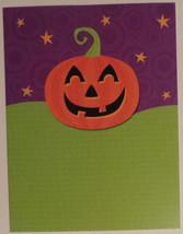 """Greeting Card Halloween """"Hi Happy Halloween"""" - $1.50"""