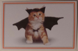 "Greeting Card Halloween ""Vishing you a Happy Halloween!""  - $1.99"