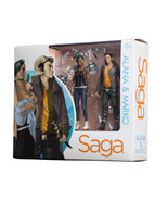 Saga Alana and Marko 2-Pack Figure SET - Image Comics Mcfarlane SDCC 2016 - $92.98