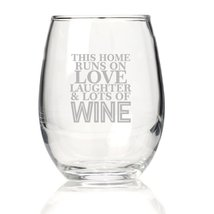 This Home Runs On Love Laughter & Lots Of Wine ... - $9.99