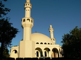 Vinteja Photography - Mosque in Brazil - A3 Poster Print - $22.99