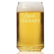 Liquid Therapy Can Glass - $9.95
