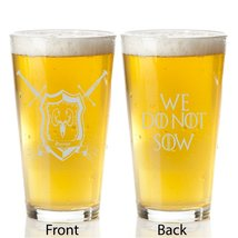 Game of Thrones GreyJoy House - Engraved Pint Glass - $9.99
