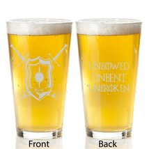 Game of Thrones Martell House - Engraved Pint G... - $9.99