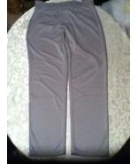 Rawlings Mark Of A Pro-baseball pants Men large gray sport straight leg ... - $12.59
