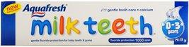 Aquafresh Milk Teeth Toothpaste 0-2 Years (50ml) - $10.85