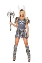 Sexy Roma Viking Warrior Woman Halloween Costume W/WO LEG WARMERS 4678 - $91.00+