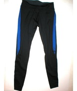 NWT Womens S Under Armour Pants Tights Running ... - $35.55