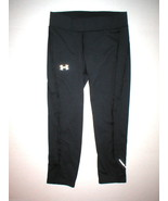 NWT Womens XS Under Armour Pants Tights Running... - $35.55