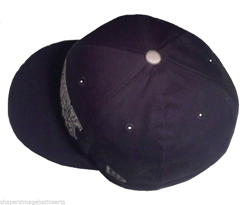 5506dad0486bf8 3Pk.WHITE-One Size Fits All Caps Crown Inserts & Panel Combo| Hat