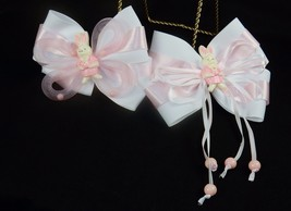 Mama w/Baby Bunny Hair Bow ~ Kidz Kraze, 2 Cute Unique Designs, Easter, Dress-Up - $6.95
