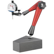 "Fisso Strato M-28 F + G 3/8"" Articulated Gage Gauge Holder Arm & Granite... - $635.95"