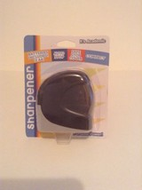 NIP Its Acedemic Black Battery Operated Pencil Sharpener School Supplies - $5.89