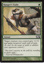 Magic The Gathering Ranger's Guile Card #191/249 - $0.99