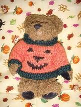 Boyds Bears Bradley Boobear Halloween Bear  - $13.49