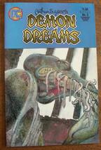 Art Suydam Demon Dreams #2 VF Pacific Comics, H... - $0.95
